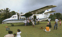 Islena in Honduras